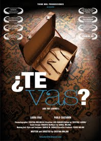 Te vas?
