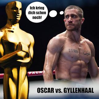 oscar vs gyllenhaal