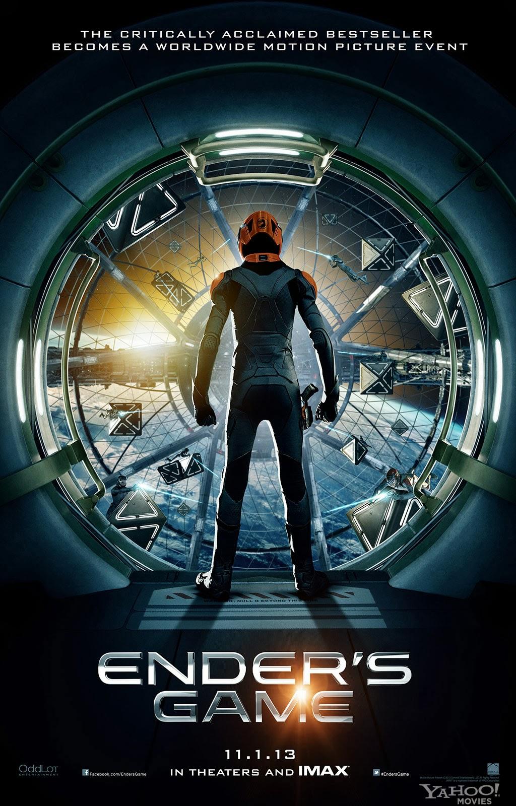 xem phim Cuộc Đấu Của Ender - Ender's Game 2013 full hd vietsub online poster
