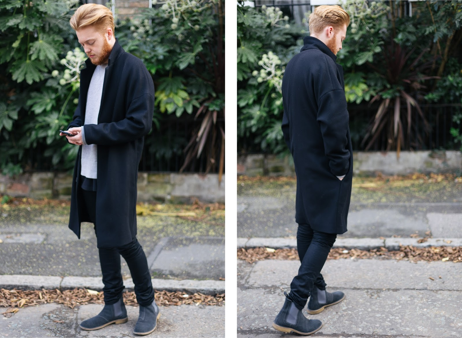 The Oversized Overcoat | Jude J Taylor | Men's Fashion & Lifestyle