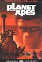 Download Planet of the Apes (1968) BluRay 720p 550MB Ganool
