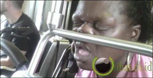 Tidur Bertopang Hidung Tidur