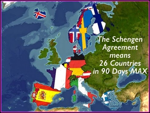 20 Years From Now Travelling Slow With The Schengen Agreement