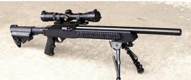 Khusus untuk AK-47, senjata ini adalah tipe yang paling banyak