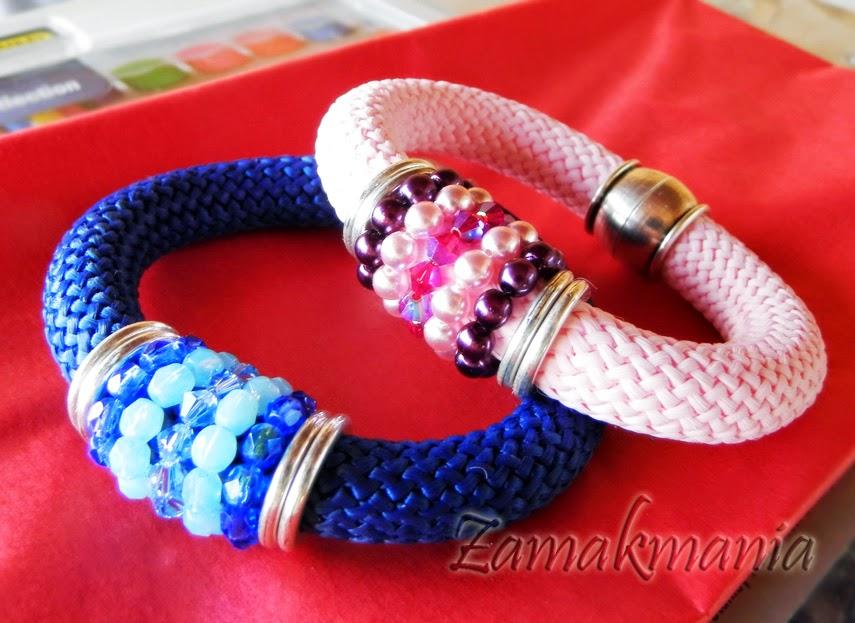 pulseras cordon