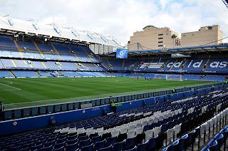 Stadion Stamford Bridge - Chelsea