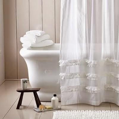 Hogar 10 como lavar las cortinas de la ducha en casa for Lavar cortinas en lavadora