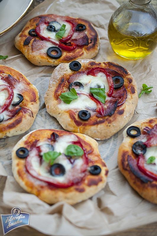 Pizzerki z oliwkami