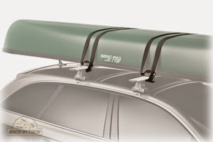 Thule 819 Portage Canoe Carrier