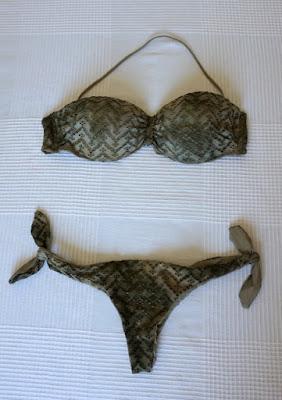 Rebajas 2015 bikini calado