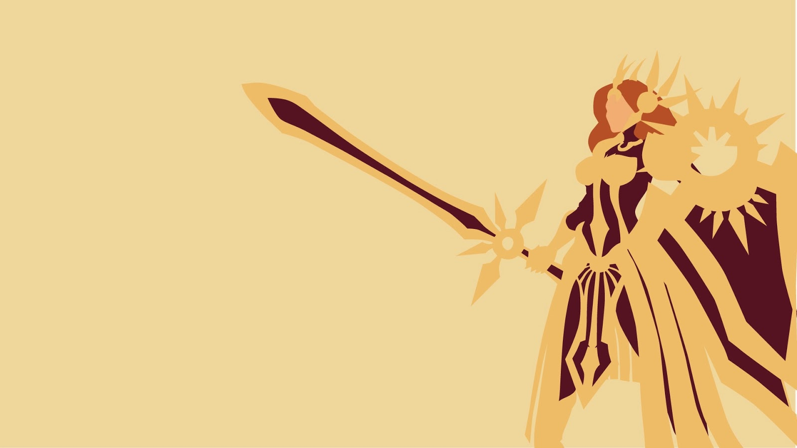 Leona League Of Legends Wallpaper Leona Desktop Wallpaper