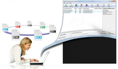 Download NCH Doxillion Document Converter Plus 2.35 Portable