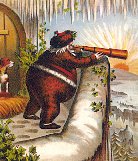 Illustration du Père Noël de Thomas Nast