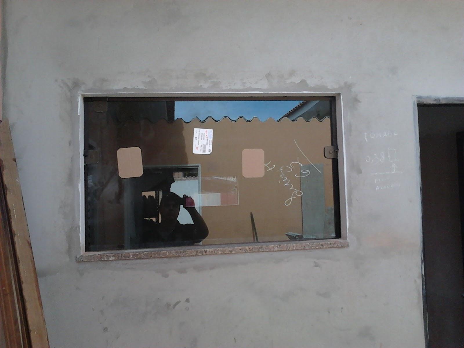 #416A8A FRANCO VIDROS TEMPERADOS: Obra em Campos Novos  116 Janelas De Vidro Em Sao Luis Ma