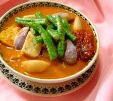 Vegetable Curry Indonesian Style