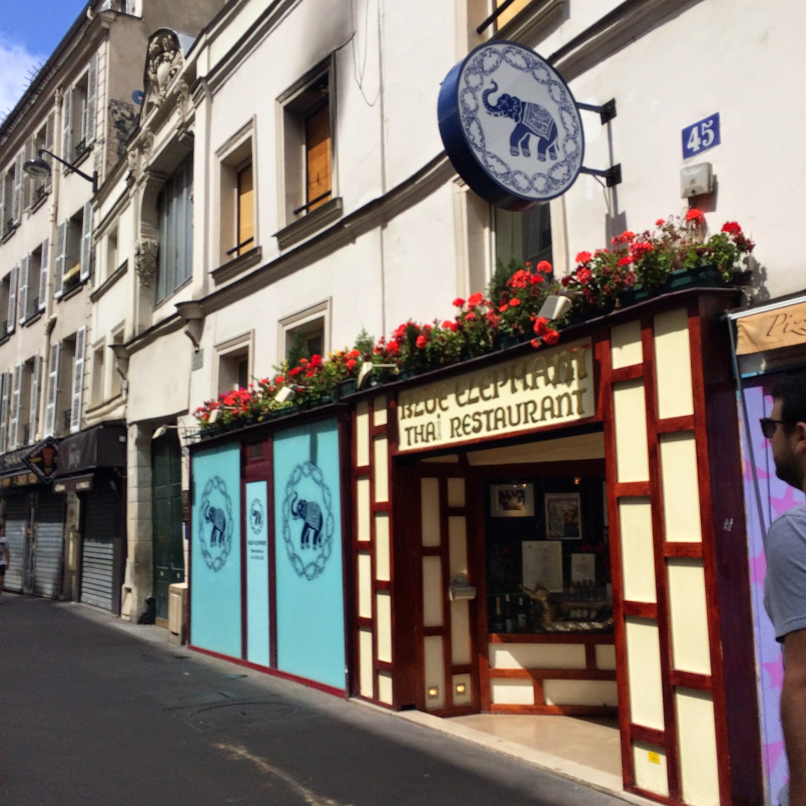 Bonne Adresse #10 : Blue Elephant Paris