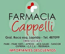 AUSPICIA : FARMACIA CAPPELLI