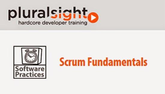 Pluralsight – Scrum Fundamentals
