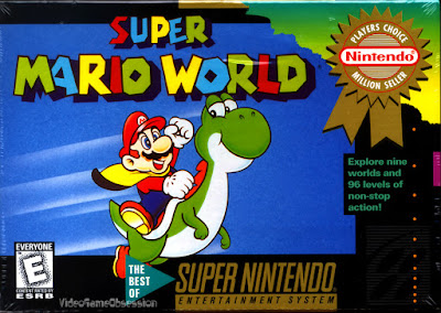 Super Mario World + Emulador SNES
