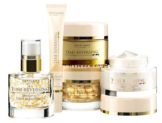 Oriflame Time Reversing SkinGenist™