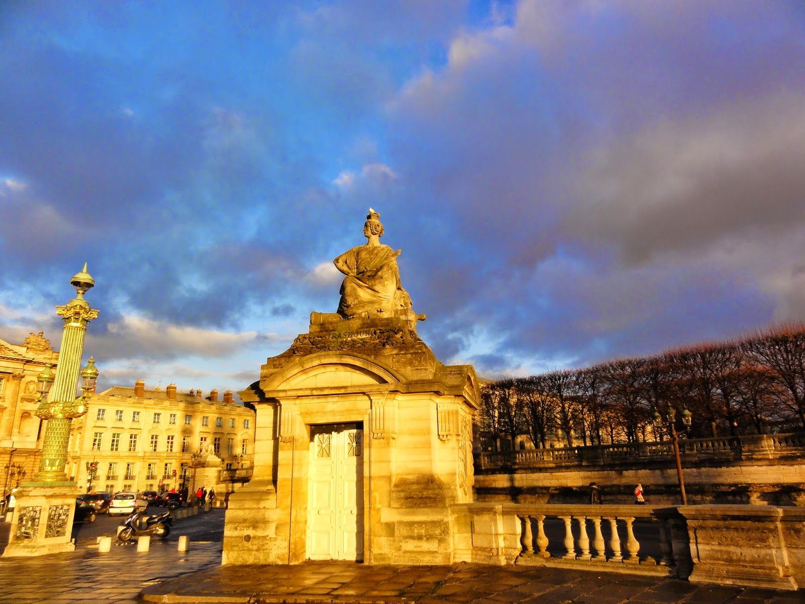 Place de la concorde paris historic walks for Garde meuble rouen