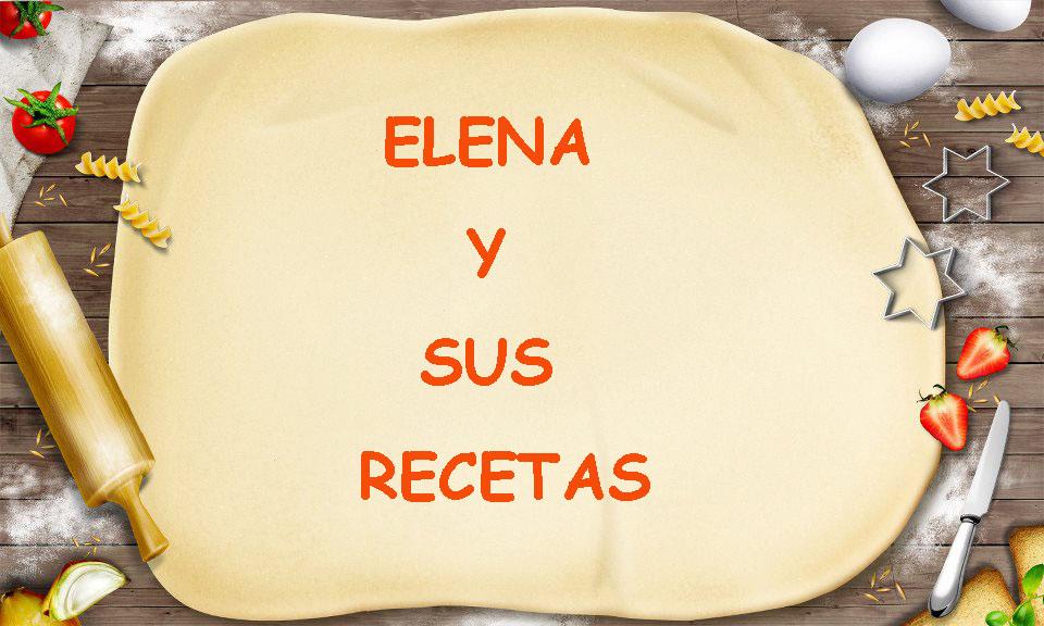 Elena y sus recetas
