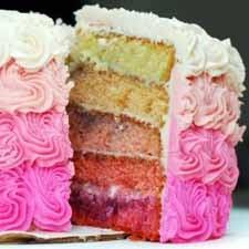 foto ombre cake 1