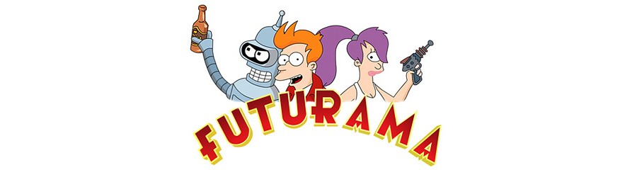 Good News Everyone... Futurama!