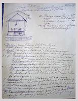 tulisan tangan neneknya warcoff