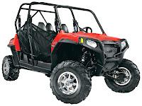 2012 Polaris Ranger RZR 4 800 Robby Gordon Edition ATV pictures 1