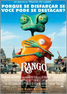 Rango – DVDSCR - AVI - Dual Audio - RMVB Dublado