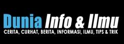 Dunia Info & Ilmu | Duniainfomu.com