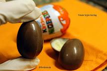 Kinder tojás házilag