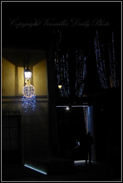 Silhouette Cour des Senteurs Versailles
