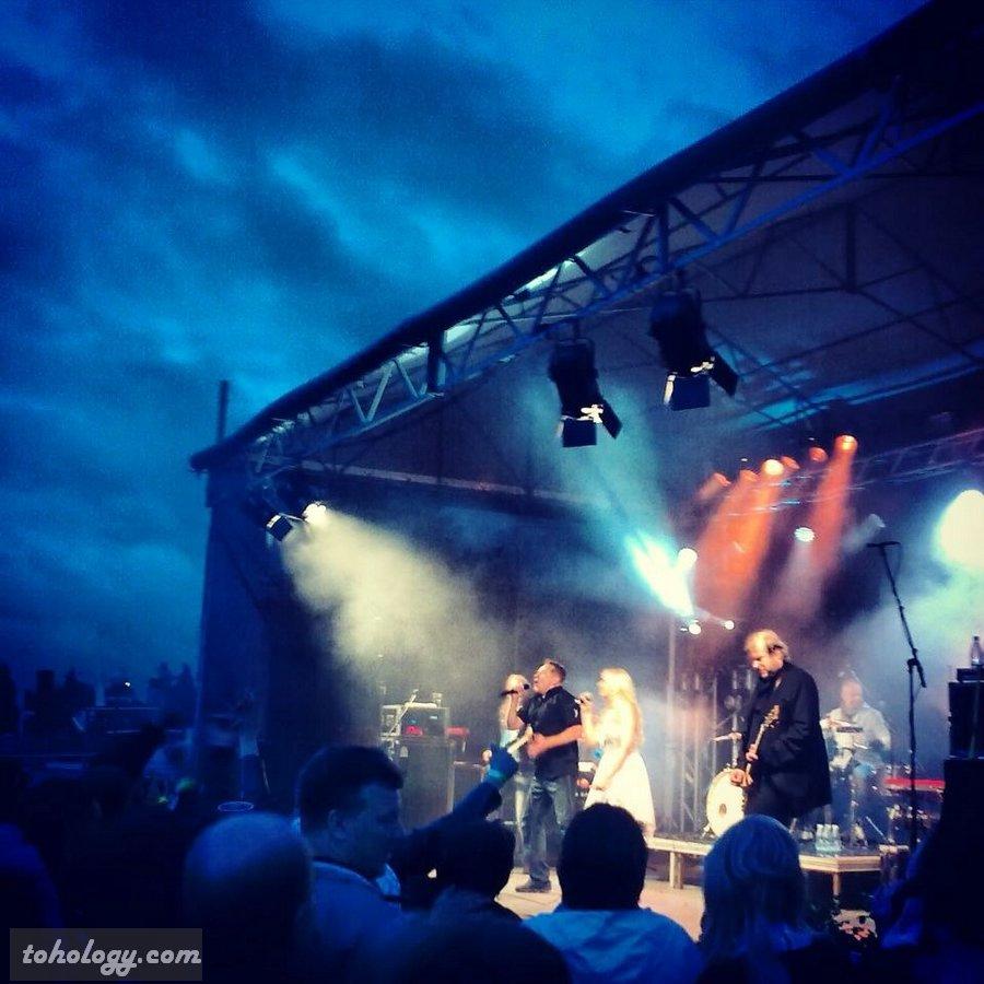 Yö band in Mikkeli