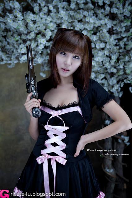 3 Another Cosplay from Ryu Ji Hye-very cute asian girl-girlcute4u.blogspot.com