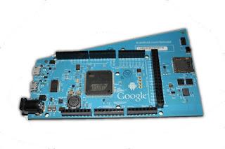 Google ADK 2012 board