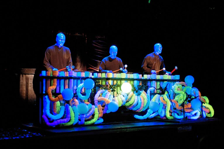 Blue Man Group | National Tour (Photo: Blue Man Group)