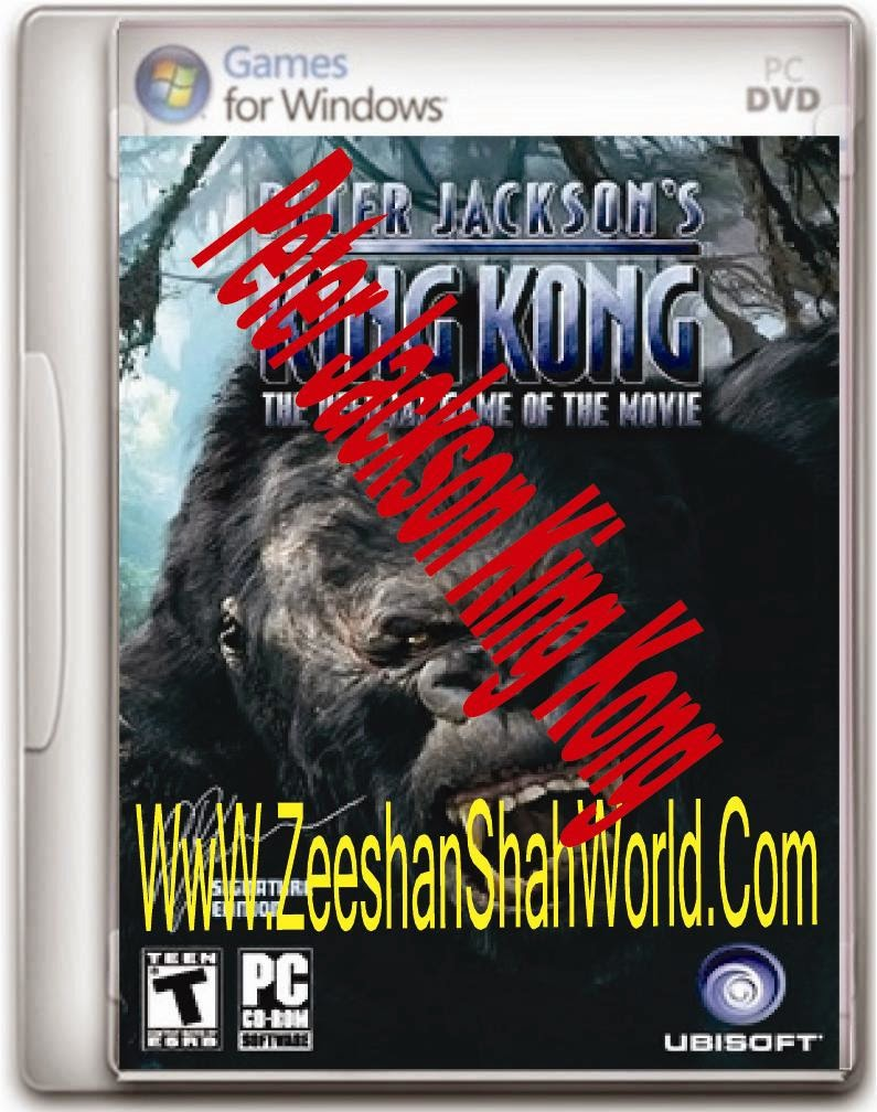 Peter Jackson King Kong