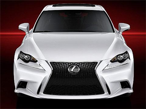 Japanese car photos | 2014 Lexus IS |