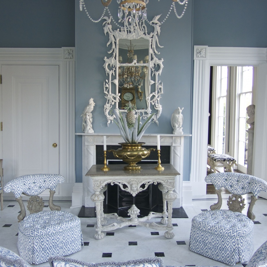 chinoiserie chic blue and - photo #17