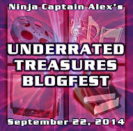 Ninja Capt'n Alex's Underrated Treasures Blogfest