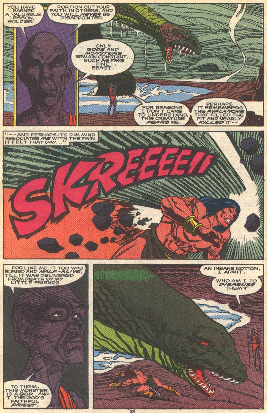 Conan the Barbarian (1970) Issue #229 #241 - English 19