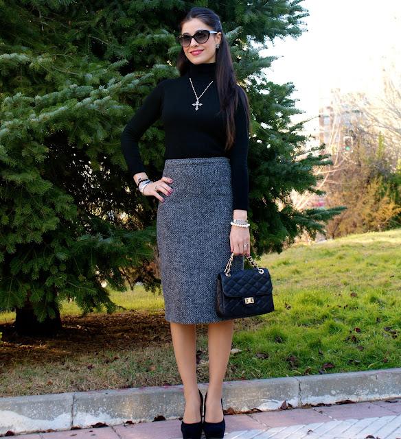 LaCaprichossa-FAshion Blogger-Street Style-MANGO-high heels-yanes young-pulseras cruciani-apodemia