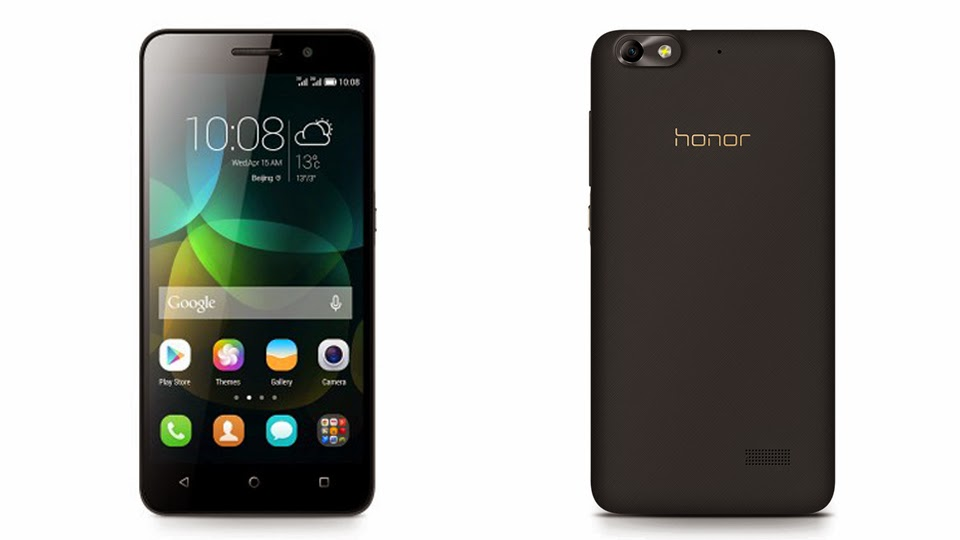 honor 4c ul01 spec Huawei Honor 4C with 5inch HD Display and 13MP Camera ...