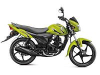 Suzuki Hayate Green