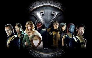 Film X Men Firs Class