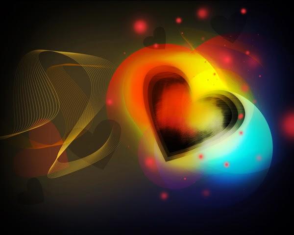 Cara Membuat Full Color Kartu Valentine dengan Photoshop CS5.