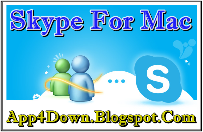 Skype 7.6.409 For Mac OS X Latest