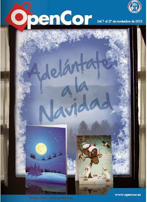 opencor adelanto de navidad 2013